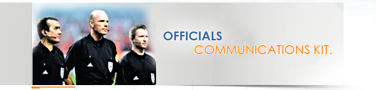 Sport Communication Sport Live Comms Referee Equipment